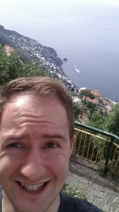 Amalfi Selfie